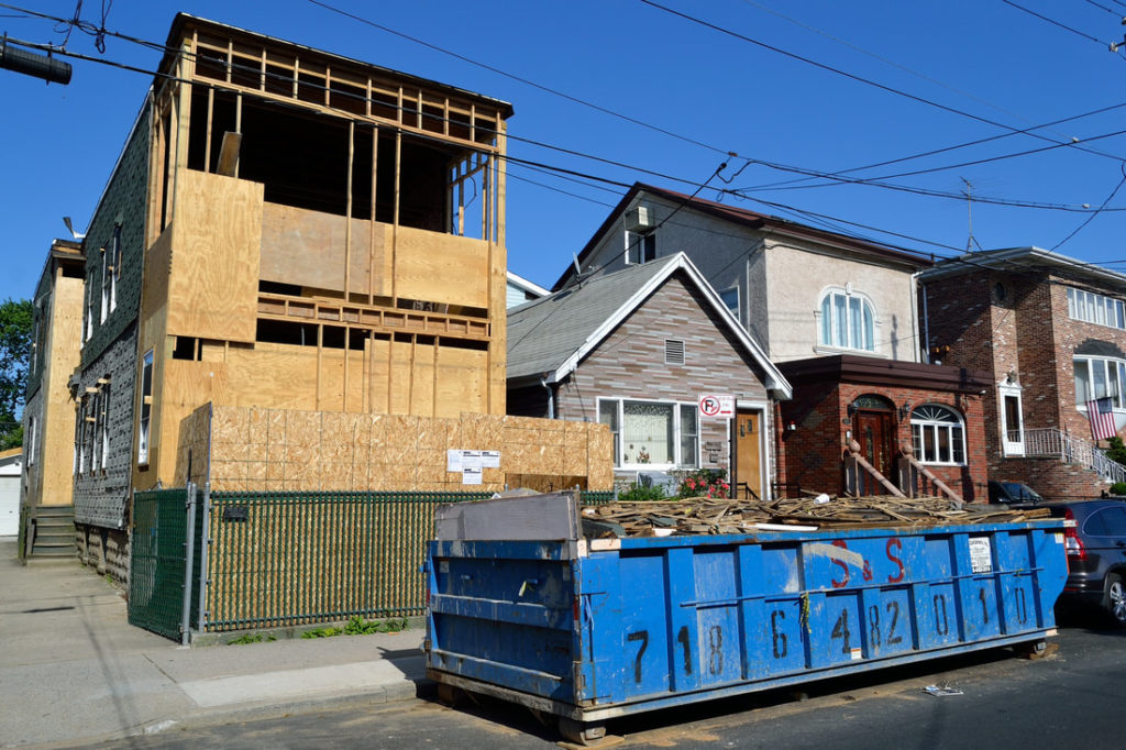 Renovations and Home Projects Made Easier by Bin Rentals